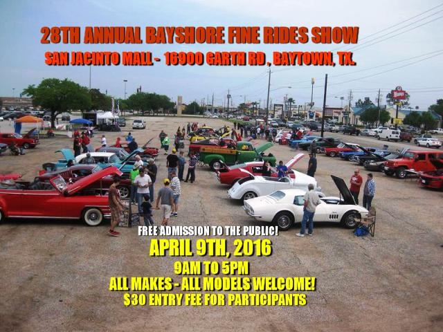 Bayshore Fine Rides Car Show